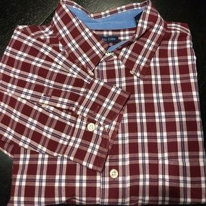 Mens Chaps Button Down Shirt sz L